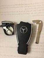coque clé plip boitier mercedes benz W168 W202 W209 W208 W210 W211 A B C E S ML