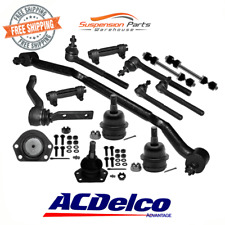 Idler Arm Center Link Ball Joints Tie Rod End Sway Bar Link For (2WD) Chevy S-10