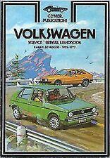 VW Rabbit & Scirocco 1975-1981 shop manual: Includes diesel