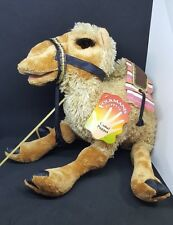 Folkmanis Camel Hand Puppet 2532 NWT Moveable Mouth NEW
