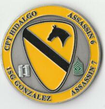 "Aco 3rd Battalion 8th Cavalry  Coin 2"" DIA C-3"