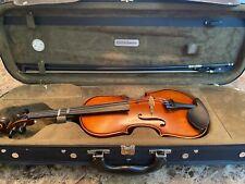 Fiddlerman Apprentice Violin and case