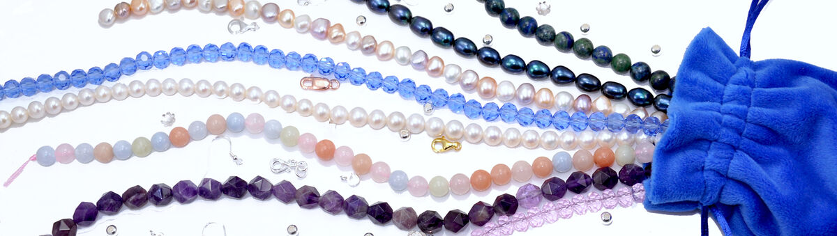 Eastern Character Beads