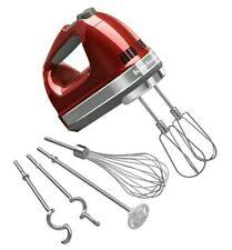 KitchenAid 9-Speed Digital Hand Mixer withTurbo Beater II  & Pro Whisk KHM926CA