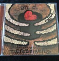 ANI DIFRANCO Fierce Flawless Single INTERVIEW & EDIT 2001 USA PROMO DJ CD