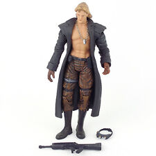 "Metal Gear Solid LIQUID SNAKE 6"" Action Figure McFarlane 1999"
