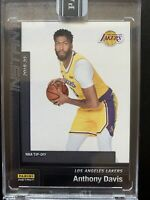 2019-20 Panini INSTANT NBA Tip Off Anthony Davis *1/1* ONE OF ONE LA Lakers #33