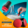 4pcs Magnetic Spot Scrubber - Easy Glassware Cleaning Helper