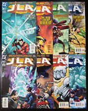 JLA #68-75 (2002, DC) 69 70 71 The Obsidian Age Prelude & #1-7 Set 1st App Faith