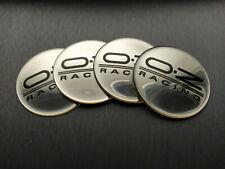 4x 65mm OZ Racing Sticker Stickers Decal Badge For Center Caps Hub Cap Wheel Rim