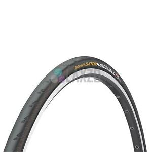 Continental Gator Hardshell - Road Bike Rigid Folding Tyre Black - 27 x 1 1/4