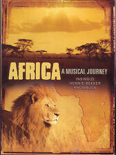Insingizi, Bekker, Khumbula - Africa A Musical Journey - 3CD - 35071