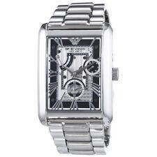 Armani Armbanduhren aus Edelstahl