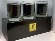 Details zu Partylite Kerzenhalter Leuchter Votiv Lucite mit Glasaufsatz Tulpe 27 cm hoch