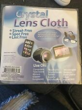 lense cleaning cloth