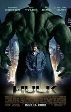 """The Incredible Hulk (11"""" x 17"""") Movie Collector's Poster Print  - B2G1F"""