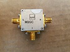 Watkins-Johnson WJ M2GC Double Balanced Mixer 800-3500MHz  RF Microwave #108011