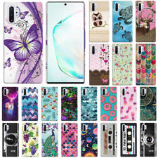 "For Samsung Galaxy Note 10+ / 10 Plus 6.8"" 2019 Hard Back Case Cover Protector"