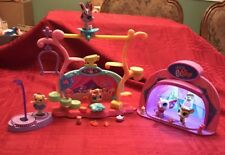 Littlest Pet Shop LPS Tricks and Talent Circus  & Talent Show with Pets Lot