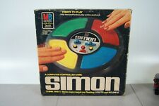 Vintage 1978 Simon MB Fun Family Game w/ Original Box Memory Games