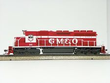 "Kato Ho R-T-R ""Gulf Mobile & Ohio"" Emd Sd40 Power Locomotive #916"