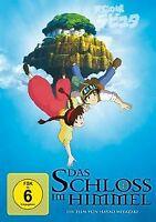 Das Schloss im Himmel (Einzel-DVD) von Hayao Miyazaki   DVD   Zustand gut