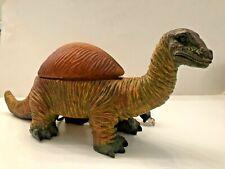 Dinosaur Brontosaurus Table Lamp Vintage Night Light Glow Light Jurassic Tested!
