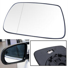 Left Side White Heated Rearview  Mirror Glass For Jeep Grand Cherokee 2005-2010