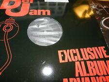 Method Man   – Tical 2000: Judgement Day  2x12' -  1998  Def Jam recordings