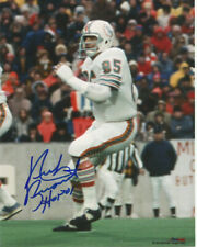 NICK BUONICONTI SIGNED PHOTO 8X10 RP AUTOGRAPHED MIAMI DOLPHINS