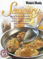 """VERY GOOD"" Saucery (The Australian Women's Weekly Essentials), , Book"