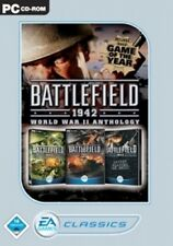 BATTLEFIELD 1942 + 2AddOns ANTHOLOGY * DEUTSCH Neuwertig