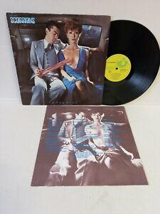 VINYLE LP 33T SCORPIONS  (LOVE DRIVE) 1979