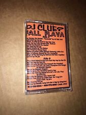 DJ CLUE? The Fall Flava 1995 RARE! NYC 90s Cassette Hip Hop Mixtape Tape Rap