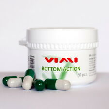 Aquarium plant fertilizer VIMI BOTTOM ACTION 20 capsules