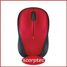 Logitech Wireless Mouse M235 - Red