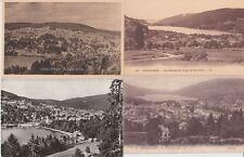 GERARDMER VOSGES (DEP.88) LORRAINE 400 Cartes Postales 1900-1940