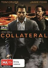 Collateral (DVD, 2013) BRAND NEW ... R4