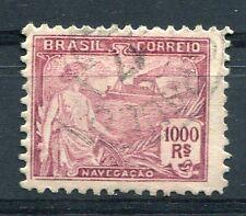 BRESIL - BRASIL, 1920-41, timbre CLASSIQUE 179, BATEAU, NAVIGATION, oblitéré