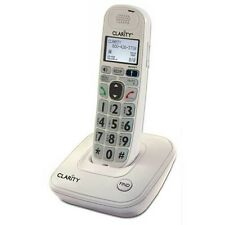 Clarity D704 Dect 6.0 Amplified Cordless Phone - 1 Year Warranty Hearing/Vision