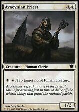 Avacynian Priest X4 EX/NM Innistrad MTG Magic Cards White Common