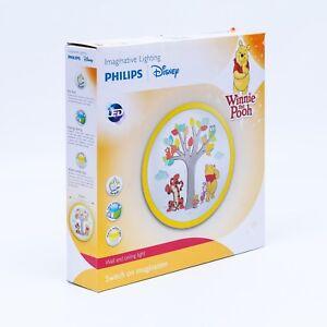 Philips Disney Plafonnier LED Chambre Ourson Winnie Classe Énergétique A+ Neuf