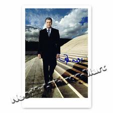 John Noble alias Walter da Fringe-AUTOGRAFO carta fotografica [a2]