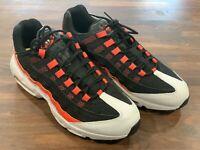 Nike Air Max 95 Home Away Baltimore Crab Black Orange Men's Size 11.5 NWOB