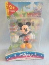 "Rare Disney, Collectible ,""1999 Edition"", ""Mickey"" Fisher-Price Figure, Htf Nrfp"