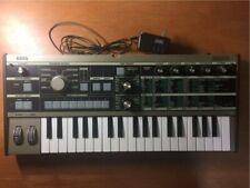 Korg Microkorg 37 Key Keyboard Synthesizer Ac Adapter