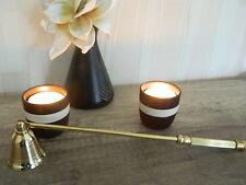 Kerzenlöscher Messing Dochtlöscher Kerzenglocke edel Flammenlöscher ca. 28 cm