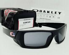OAKLEY matte black/grey SI GASCAN OO9014 11-192 sunglasses! NEW IN BOX!