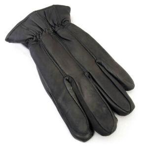 Herren Tom Franks Schafsfell Leather Handschuhe GL317