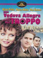 UNA VEDOVA ALLEGRA MA NON TROPPO - Michelle Pfeiffer 1988 - DVD nuovo